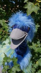 marionnette-oiseau-bleu-geant