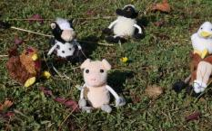 Marionnettes-animaux-ferme