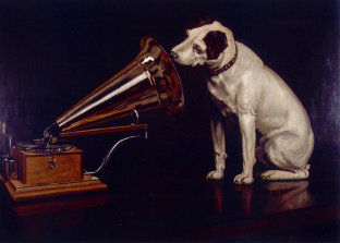 His Masters Voice-312